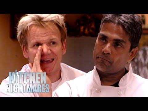 Gordon Tears Into Embarrassing Chef in Front of Everyone | Kitchen Nightmares