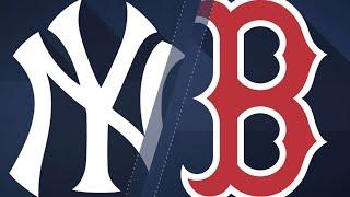 Betts' huge day keys blowout win over Yanks: 4/10/18