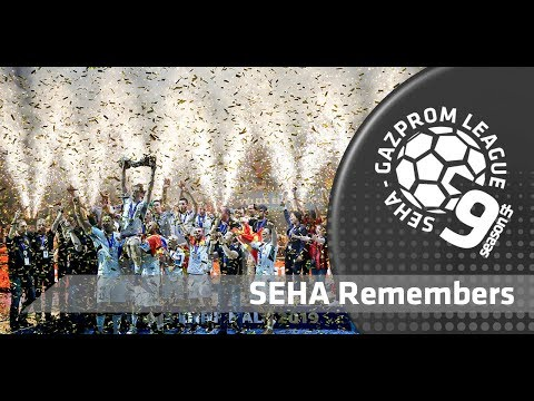 SEHA Remembers: Vardar's EHF Champions League second title