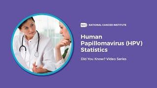 Human Papillomavirus (HPV) Statistics   Did You Know?