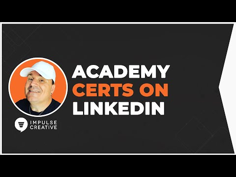 Add your HubSpot Certifications to your LinkedIn Profile [2020 ...