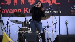 This Mizo girl is no less than any international singer | SHREE KRISHNA PHOTO GALLERY   : IMAGES, GIF, ANIMATED GIF, WALLPAPER, STICKER FOR WHATSAPP & FACEBOOK