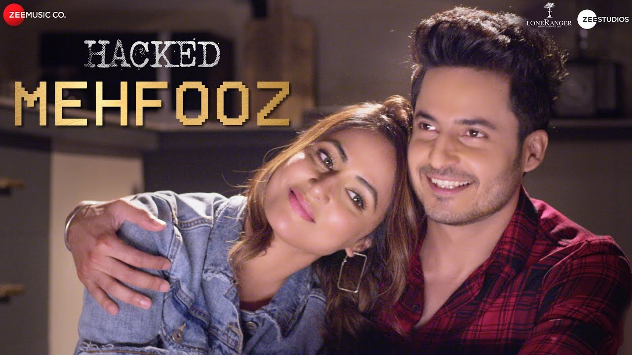 महफ़ूज़ Mehfooz Lyrics in Hindi - Hacked - Arko