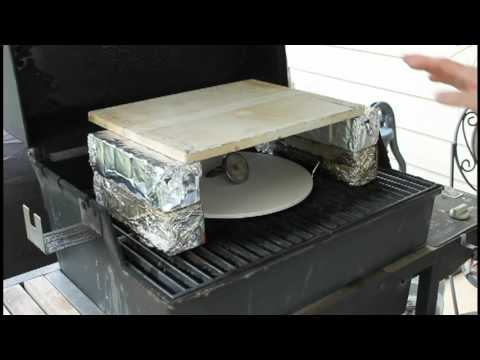 Transform Your BBQ Into A Pizza Oven On The Cheap