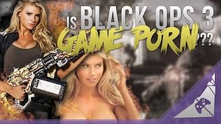 Are Black Ops 3 & Adult Entertainment Destroying Gaming? (Best Black Ops 3 Montage On Youtube)
