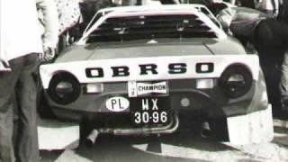 """Polskie supersamochody -FSO Polonez 2400 Racing """"Stratopol"""" & Polski Fiat 125p GTI/GTJ/GT"""