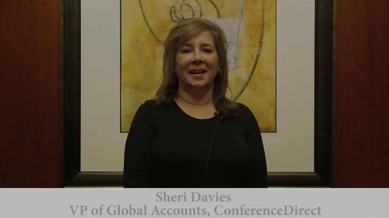 Sheri Davies, Mohegan Sun Expo & Convention Center Testimonial