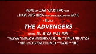preview picture of video 'A LDAWE Superhero Film - The Avengers'