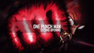 『 JAM Project / Seijaku no Apostle 』One Punch Man | 2. Opening [FULL]