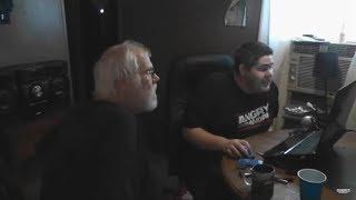 Angry Grandpa's E-Harmony Fail On Helium!
