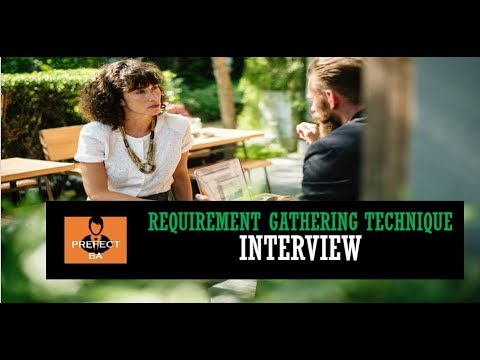 Requirements Gathering | Interview - Gather Requirements in 1 ...