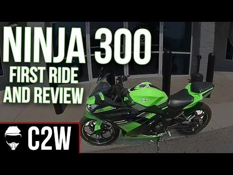 2016 Kawasaki Ninja 300 ABS KRT Edition in Harrisburg, Pennsylvania - Video 1