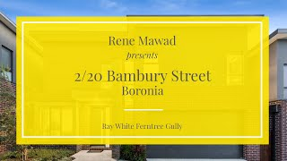 2/20 Bambury Street, Boronia - Ray White Ferntree Gully