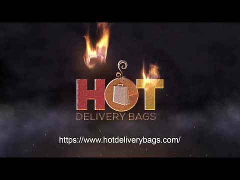 Saddle E-Commerce Delivery Bags