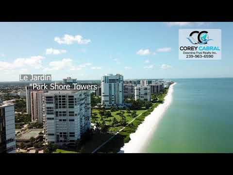 Park Shore Beachfront High Rise Real Estate in Naples, Florida