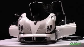 LCD Models Pagani Huayra Roadster