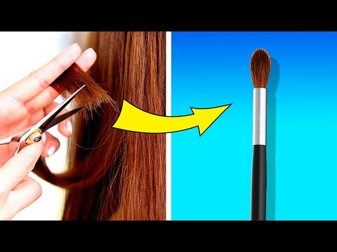 14 WAYS TO USE UNUSUAL THINGS FOR OTHER PURPOSES (видео)