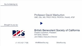 BABC Partner, the British Benevolent Society, Hosts Conversation on Coronavirus