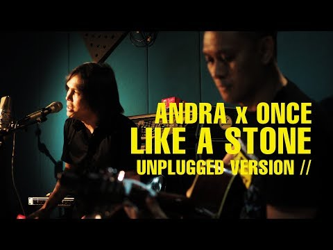 LIKE A STONE(AUDIOSLAVE) UNPLUGGED VERSION - REHEARSAL SESSION WITH ONCE MEKEL