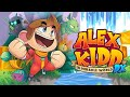 Alex Kidd In Miracle World Dx gameplay Completo