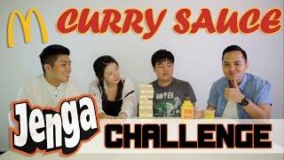 TSL Plays: Curry Sauce Jenga Challenge | EP 3