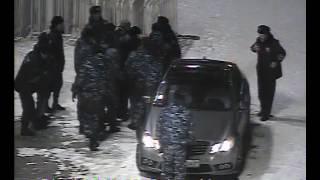 Алимов Аслан Кенесович, драка с полицией в 2015