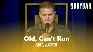 Running Isn't For Old People. Greg Warren - Full Special