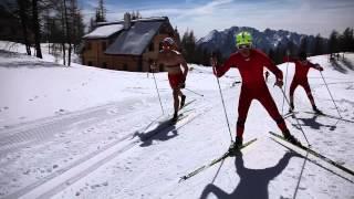 Nordic Skiing Freestyle - Amazing Austrian Sportsmen!!