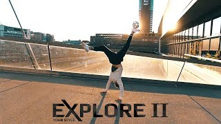 Explore II - Freestyle football and street football shoes