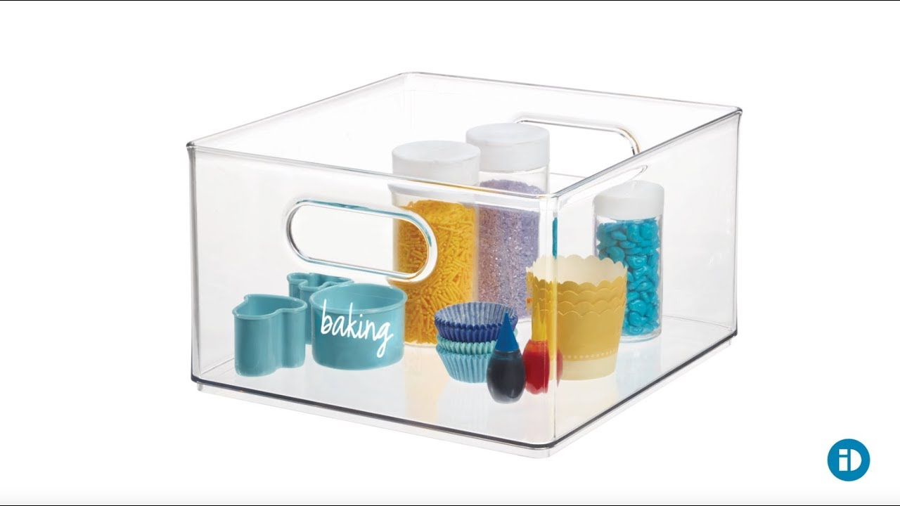 Organize with LABELS from iDesign and The Home Edit