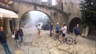 preview picture of video 'Road ride Riccione - San Marino'