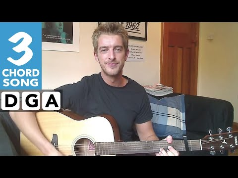 Easy 3 Chord Song #1 Sit Down by James | 10 songs with 3 Chords!