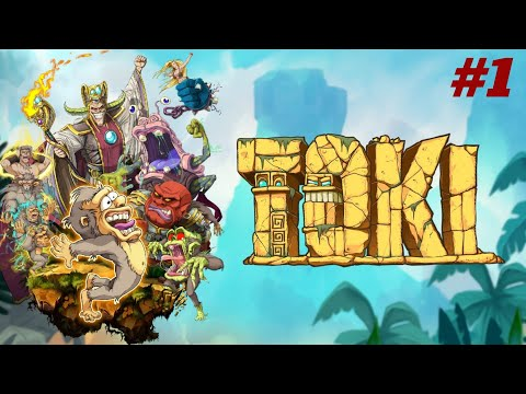 Toki [2018] - Walkthrough part 1