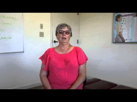 Neck Stress Relief Testimonial by Mary S.