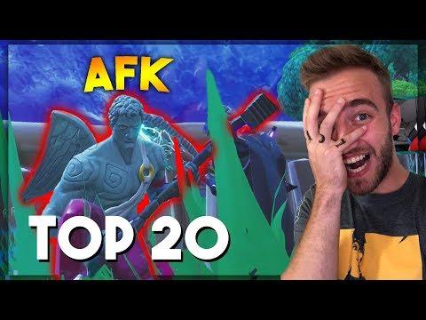 AFK HRÁČ V TOP 20
