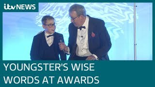 Yorkshire's 'Young Achievers' celebrated | ITV News