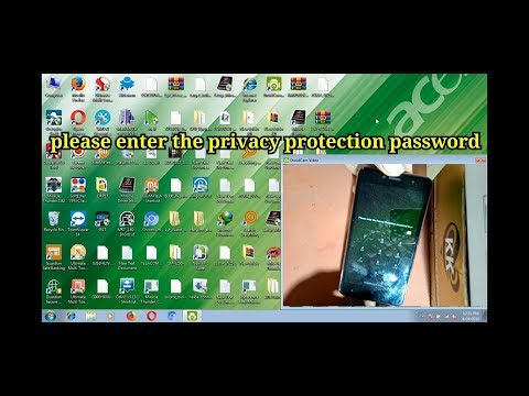 Download Tutoriel Remove Privacy Protection Password To Unlock On