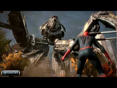 the amazing spider-man pc startimes