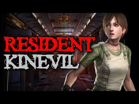 Let's Play Resident Evil 0 Part 6 – Resident Kinevil