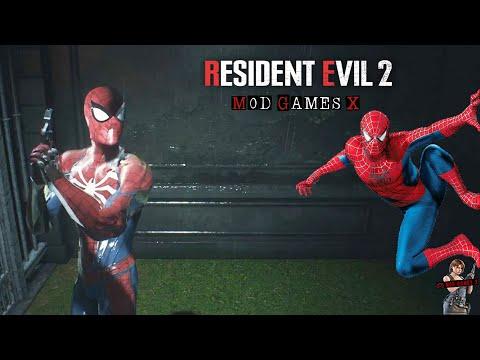 Spider-Man - Resident Evil 2 Mods