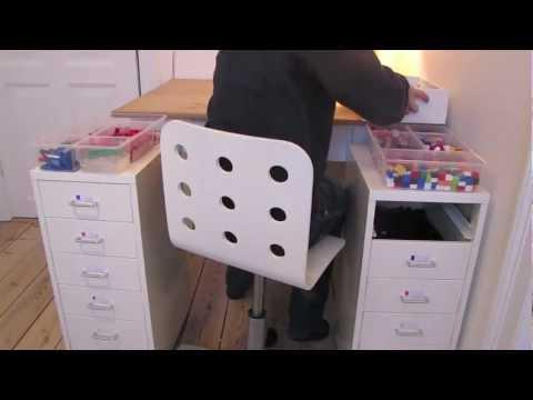 0 【動画】レゴ+部屋
