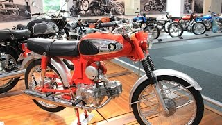 1964 HONDA BENLY CS90
