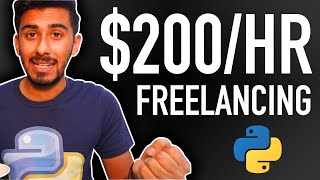 How to Charge $200/hr as a Freelance Software Developer