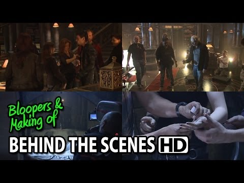 The Mortal Instruments: City of Bones (2013) Making of & Behind the Scenes (Part3/3)