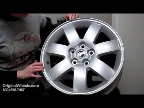 Sable Rims & Sable Wheels - Video of Mercury Factory, Original, OEM, stock new & used rim Shop
