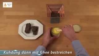 preview picture of video 'Agnihotra - das Original - Anleitung Teil 2: Vorbereitung'