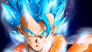 Gogeta Blue in Dragon Ball Super Broly Movie Speculation