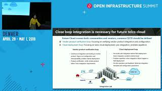 CI-CD as Enabler to Building Next Generation Networks