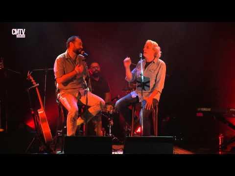 Santiago Cruz video Cuando yo me empiece a quedar solo (Con Nito Mestre) - ND Ateneo - Mayo 2015