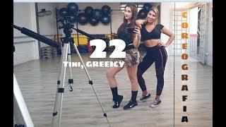 COREOGRAFIA FITNESS   TINI, Greeicy   22  Zumba